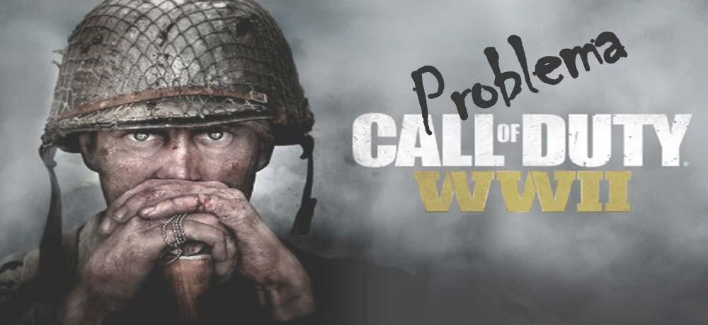 Problemas COD WWII