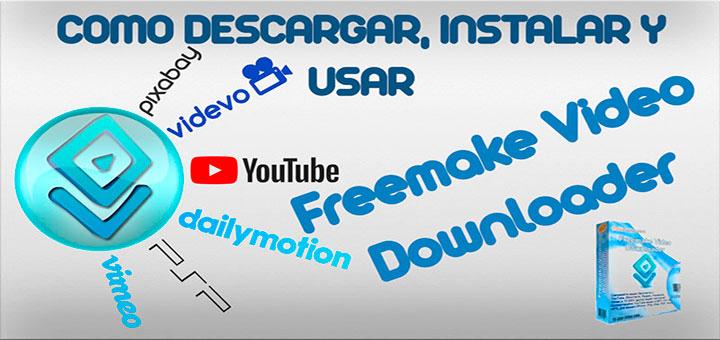Descargar e instalar Freemake