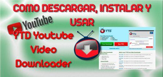 Descargar e instalar YTD