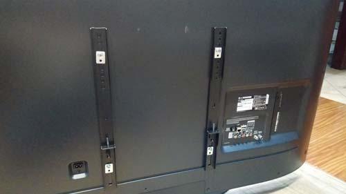 LP6270TN-B en televisor detalle