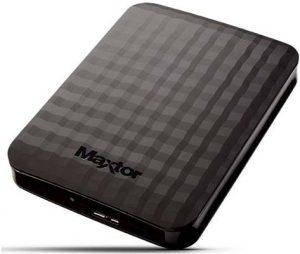 Maxtor HX-M201TCB/GM de 2 TB